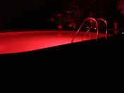 LED lighting - pool